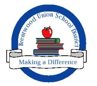 UNION SCHOOL DISTRICT Content Standards for Grade 8 The Brentwood Union School District considers the education