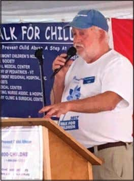 2017 Montpelier WALK AND RUN FOR CHILDREN Prevent Child Abuse Vermont hosted the 18th WALK FOR