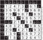 PUZZLES ON PAGE 18 & 20 CRYPTO QUIP EVEN STICKLERS SNOWFLAKES KAKURO SUDOKU EXCHANGE GO FIGURE