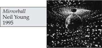 Mirrorball Neil Young 1995