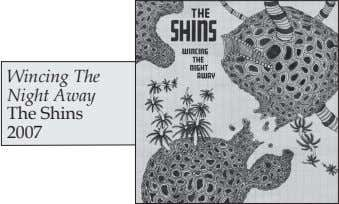 Wincing The Night Away The Shins 2007