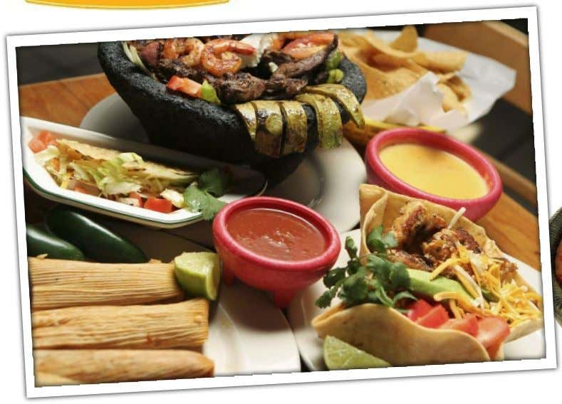 A New Fresh Taste for Mexican Food Lovers 4 Locations Coming in August 2011 Plaza Morena