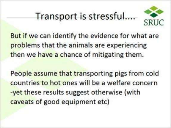 1.45 Transport is stressful 1.46 Educate the humans involved Published by Articulate® Storyline www.articulate.com