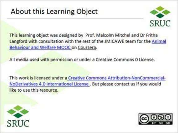 2.2 About this Learning Object 3. How To Use This Session 3.1 Instructions Published by Articulate®