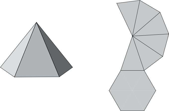 size of the base. Then you'll calculate its surface area. EXPLORE 1. Open Pyramid Dissection.gsp and