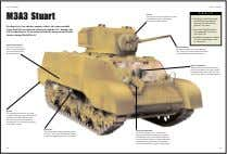 M3A3 STUART M3A3 STUART M3A3 Stuart F ACTS TURRET The two-man turret of the M3A3