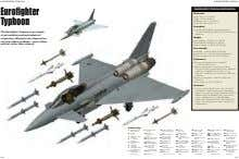 EUROFIGHTER TYPHOON EUROFIGHTER TYPHOON Eurofighter EUROFIGHTER TYPHOON SPECIFICATION Dimensions Length: 52 ft 5 in