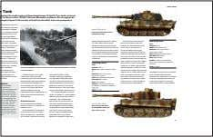HEAVY TANKS r Tank mparing the small number of Panzerkampfwagen VI Ausf E Tiger tanks