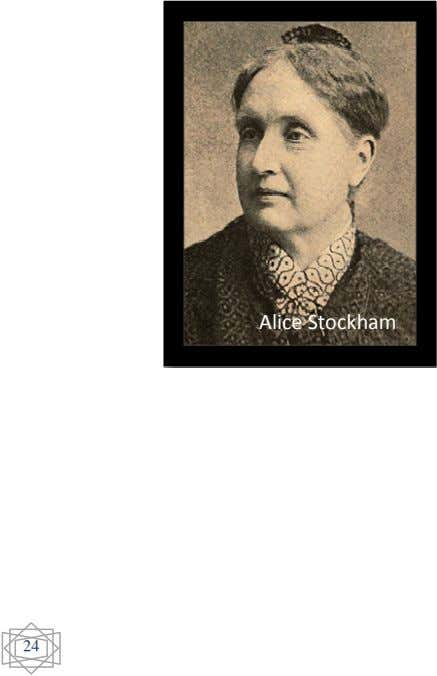 Alice Stockham 24