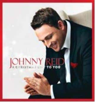 STEWART 8 . JOHNNY REID A Christmas Gift To You (Deluxe) This collection of traditional and