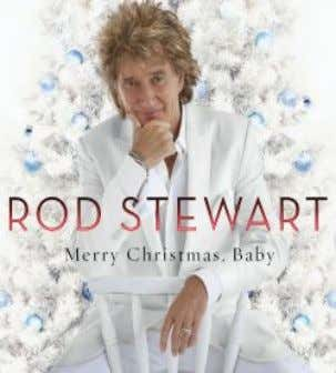 "track ""White Christmas."" 9 . CELTIC THUNDER Christmas Rod's first Christmas album of his career -"