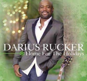 14. DARIUS RUCKER Home For The Holidays