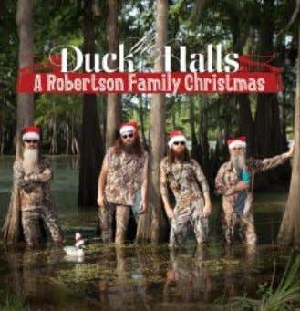 13. THE ROBERTSON FAMILY Duck The Halls