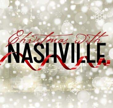 17 . SOUNDTRACK Christmas With Nashville