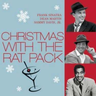 16. THE RAT PACK ICON Christmas With The Rat Pack