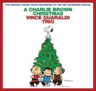 18. VINCE GUARALDI TRIO A Charlie Brown Christmas