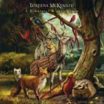 10022 30 . LOREENA MCKENNITT A Midwinter Night's Dream QRCD112 N 7 74213 34112 9 31.