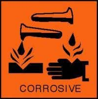 -1.4 Flash point Non-flammable Sulphuric acid: Corrosive: It is a strongly corrosive compound as it