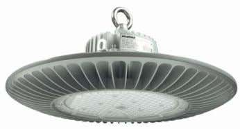 LED High Bay LED HIGHBAY 240W CW GC350 DIM P27598 Luminaria tipo High-Bay para suspender, con