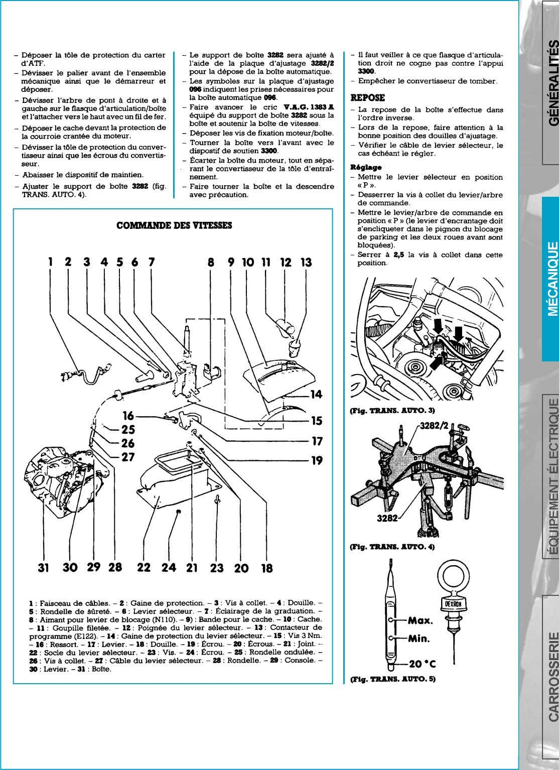 TRANSMISSION AUTOMATIQUE   page 140