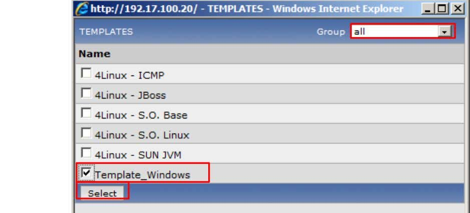 RDCP2 | Monitoramento com ZABBIX Vamos adicionar o templete do windows 253