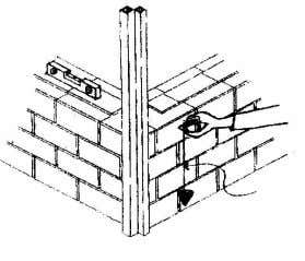 level at each joint across the entire length of the wall. Hydraform training manual copyright 2005
