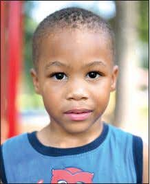 patio. For more information, call 662-244-3528. LocaL FoLks Cardaye Coleman , 2, likes helping his mom