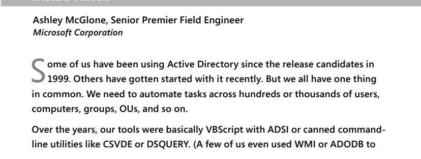 but it does permit you to use the Active Directory module from another machine to manage