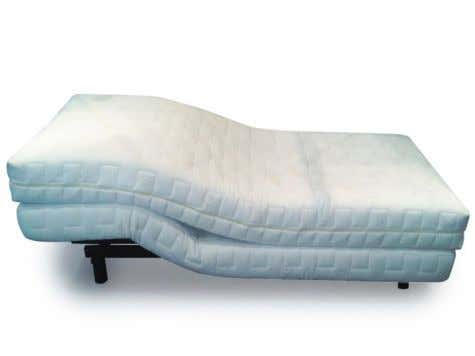 Flexirest Adjustable Bed and Base Positions Flat Position Elevated Foot Position Elevated Head Area Position Zero