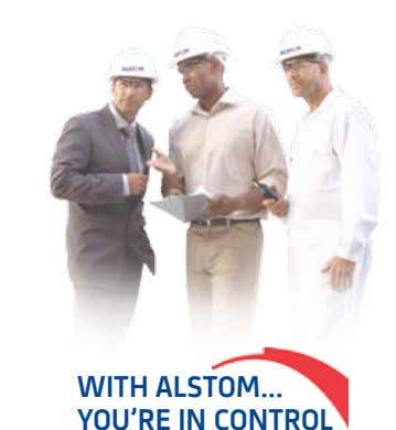 wIth AlStoM You're In Control