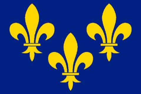 This is the common fleur-de-lis logo. The fleur de ils found among French Royality, the