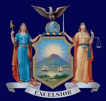 The Seal on the Left is the seal of the state of Louisiana and the