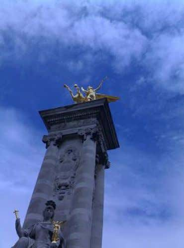 Appendix B: A Liverpool Pier and Pont Alexandre III This work accumulates a high level
