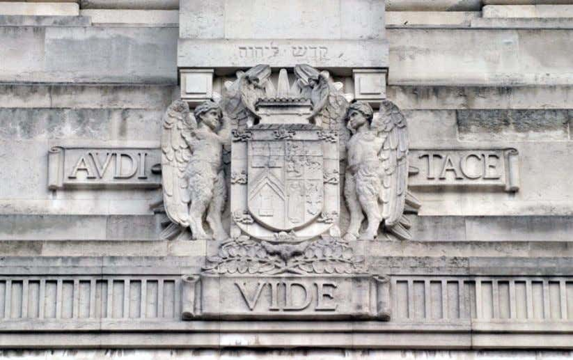 The Grand Lodge of England was created in June 24, 1717 by many people. It