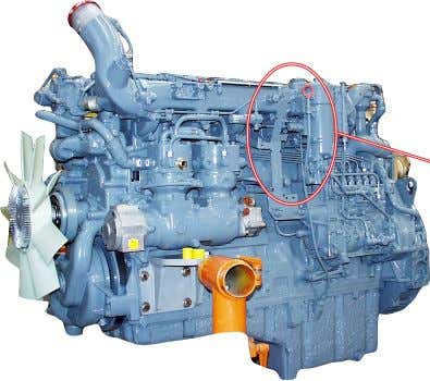 - -A57 - -X14 fuel preheating 80 -xxx fuel pressure sensor (signal not interrogated) -X284