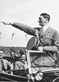 c e d d o w n - indicates dominance and authority Nazi salute - Dominance