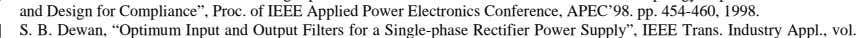 "Power Factor Correction: A Survey"", IEEE Transactions on Power Electronics, vol. 18, no. 3, pp. 749-755,"