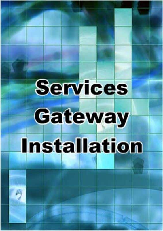 Section Summary In this section, you learned to: • Describe the SRX5800 Services Gateway • Identify