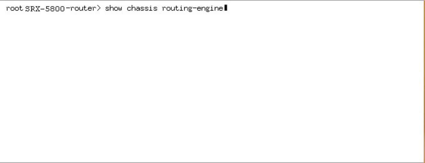 Routing Engine Description • Routing Engine Boot Sequence • USB device • Internal flash disk •