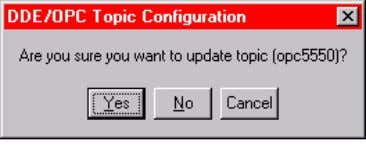 configuration and settings. 4. Click on Apply and the following acknowledgement should appear (Figure 4). Click
