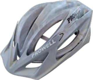 G/469610 M CAPACETE P/CICLISTA F44 AZUL FOSCO - PROWELL 17 456977 G CAPACETE P/CICLISTA F44 CZ