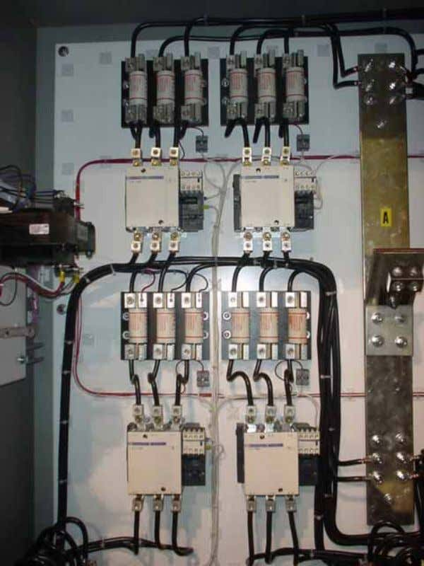 Vacuum switch & LV contactor Power Survey International