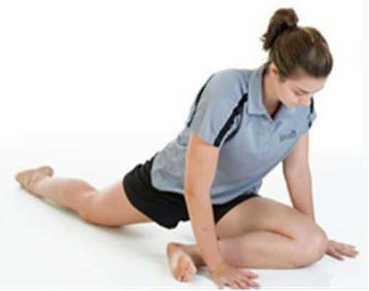 uses an aid or their own body weight to mobilise a joint. Australian Government (2012) 'AIS