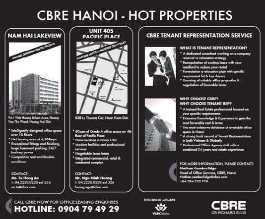 Advertising tools CBRE | Page 33