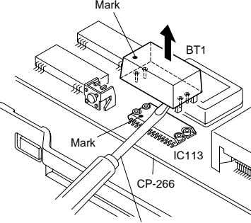 Mark BT1 Mark IC113 CP-266