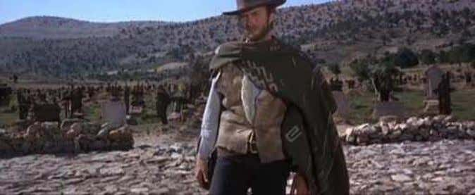 "Sergio Leone, ""The Good, the Bad and the Ugly"" - Plano Medio (PM): La figura"