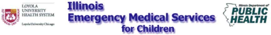 InitialPediatricAssessment TeachingTool Illinois Emergency Medical Services for Children is a collaborative program