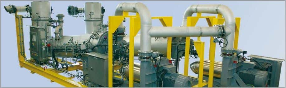 We know how Steam, heat and power generating solutions cation or package mounted modules, single- or