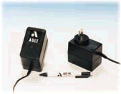 Supply The power supply is provided as plug-in power supply: Figure 7-5: The power supply The