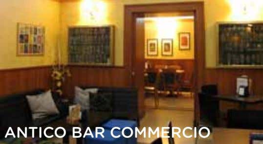 ANTICO BAR COMMERCIO